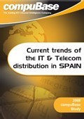 Current trends of  IT & Telecom Distribution in Spain