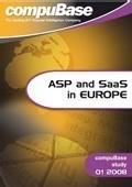 A Study on ASP & SaaS - Europe 2008