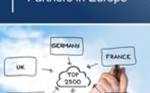 Top Cloud partners Europe Study